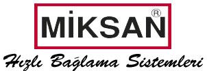 Miksan Kalıp Bağlama Sistemleri Logo